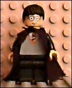 Weirder than a fake Harry Potter lego!
